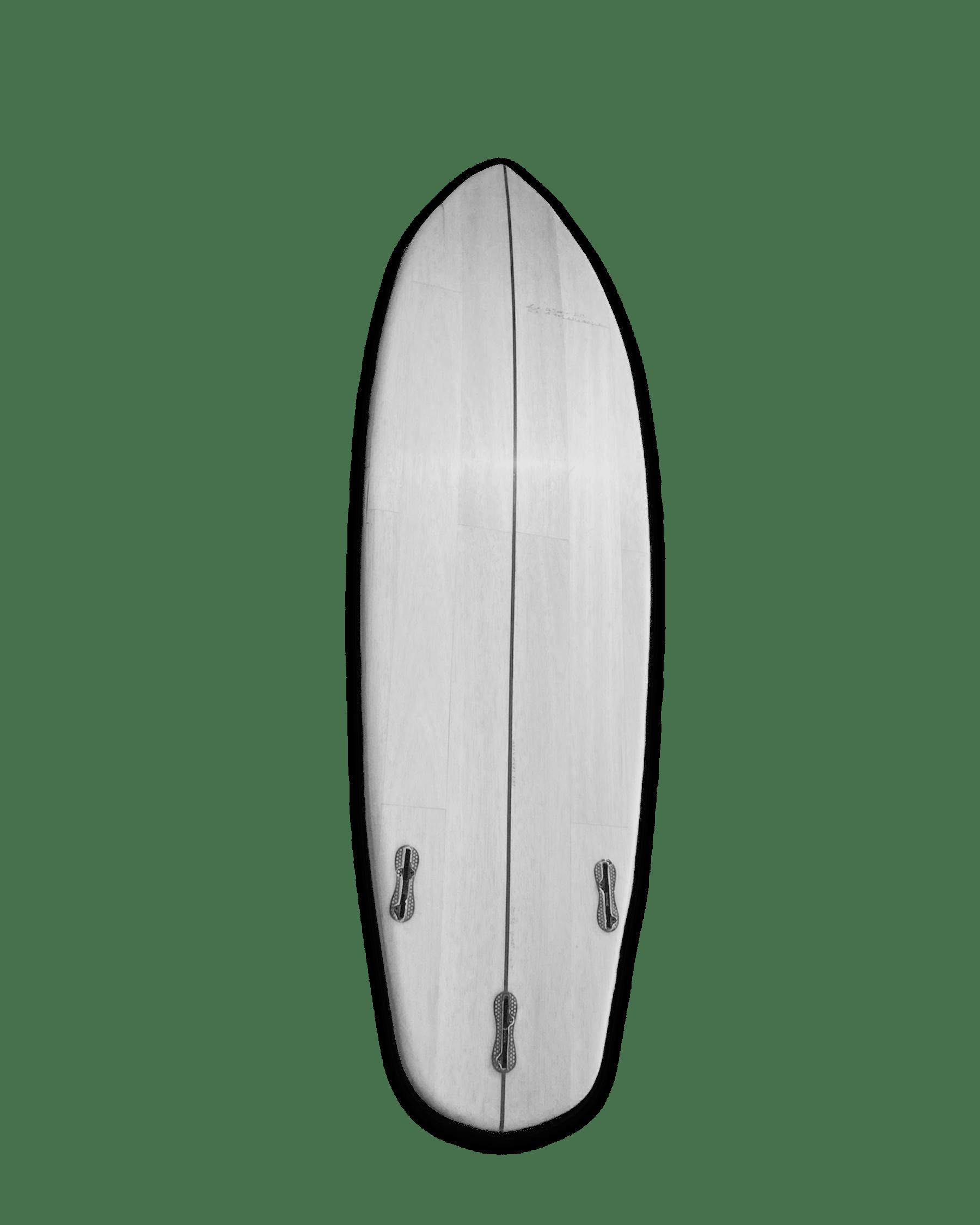 iconic wood surf